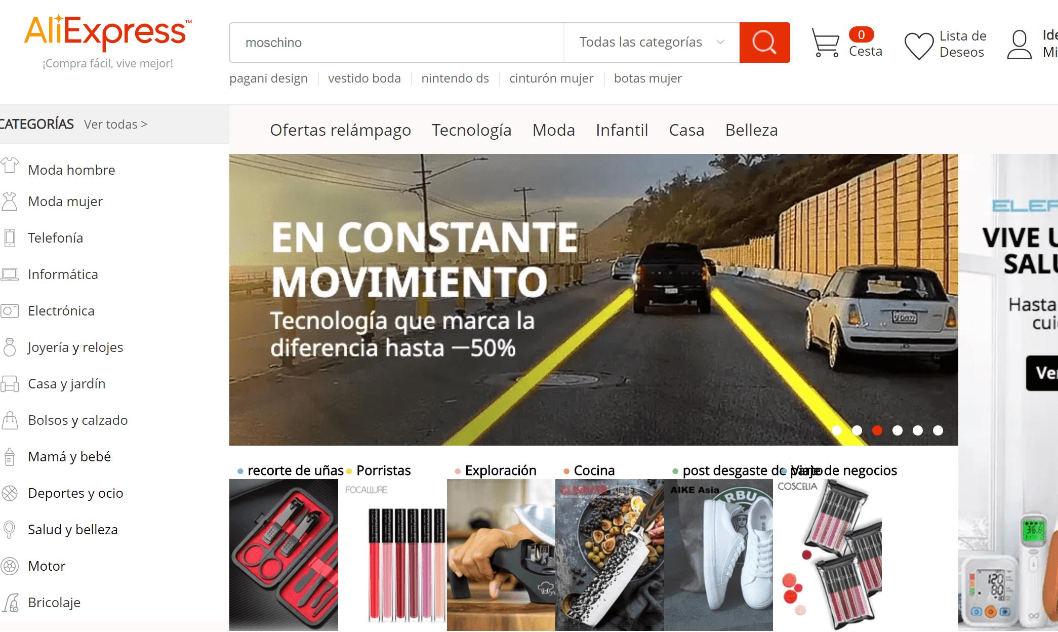 Acheter une boutique en ligne en drop shipping dont le fournisseur est Aliexpress, est-ce une bonne idée ?